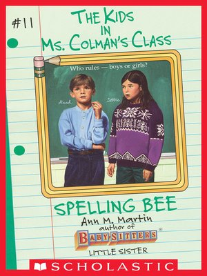 cover image of Spelling Bee