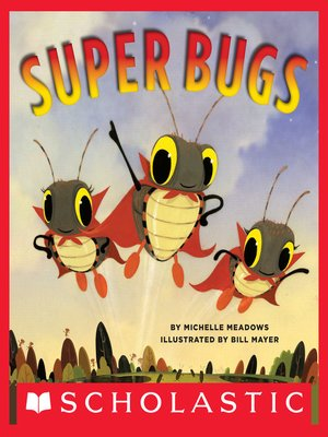 cover image of Super Bugs