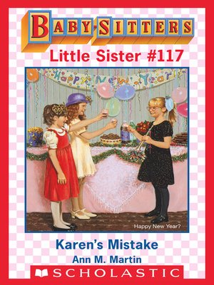 cover image of Karen's Mistake