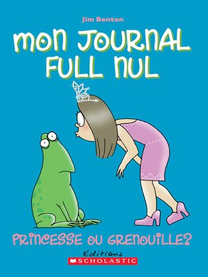 cover image of Princesse ou grenouille?