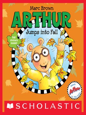 cover image of Arthur Jumps into Fall