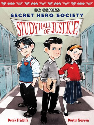 cover image of Study Hall of Justice
