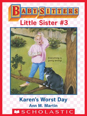cover image of Karen's Worst Day