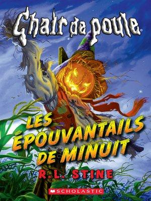 cover image of Les épouvantails de minuit