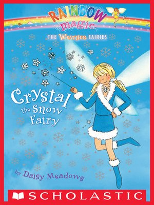 cover image of Crystal the Snow Fairy