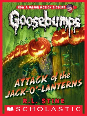 cover image of Attack of the Jack-O'-Lanterns