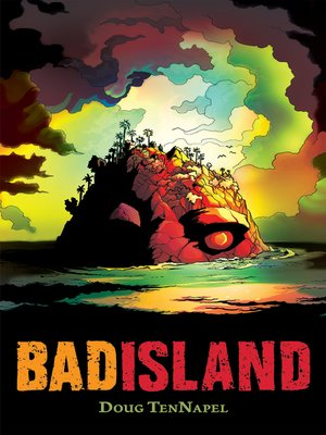 cover image of Bad Island