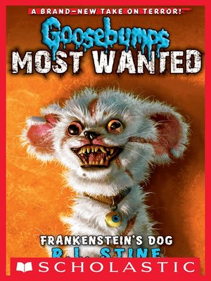cover image of Frankenstein's Dog