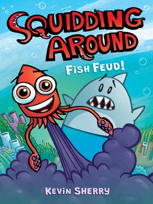 cover image of Fish Feud!
