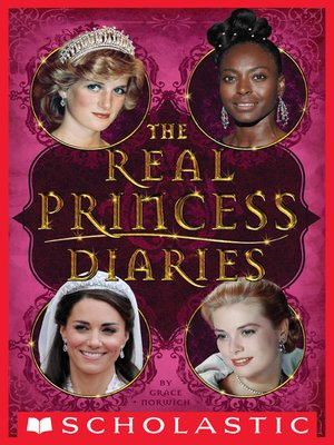 cover image of The Real Princess Diaries