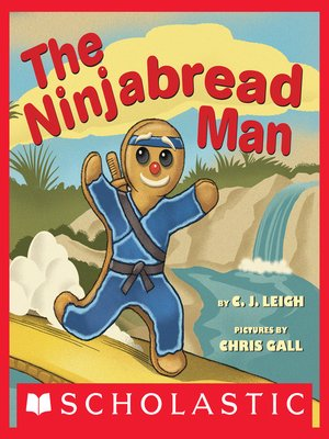 cover image of The Ninjabread Man