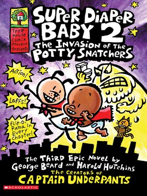 cover image of The Invasion of the Potty Snatchers