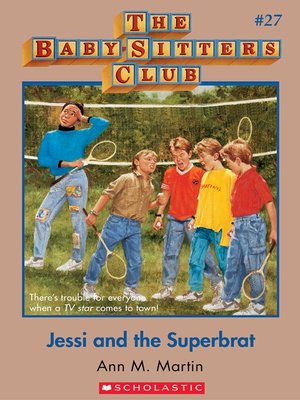 cover image of Jessi and the Superbrat