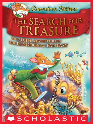 cover image of The Search for Treasure