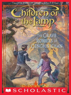 cover image of The Grave Robbers of Genghis Khan