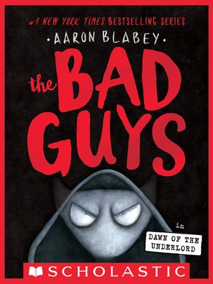 cover image of The Bad Guys in Dawn of the Underlord