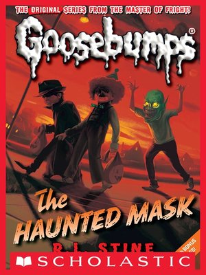 cover image of The Haunted Mask