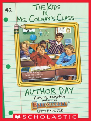 cover image of Author Day