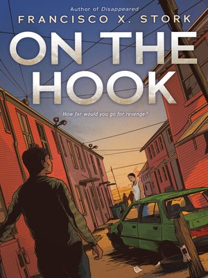 cover image of On the Hook