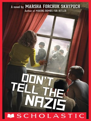 cover image of Don't Tell the Nazis
