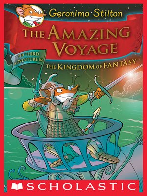 cover image of The Amazing Voyage