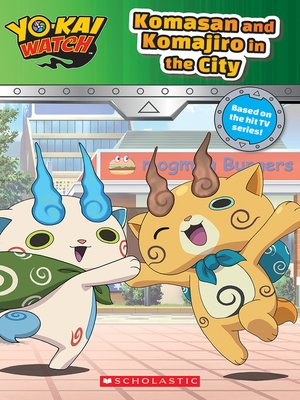 cover image of Yo-kai Watch Chapter Book Series, Book 2
