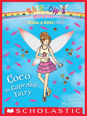 cover image of Coco the Cupcake Fairy