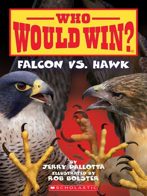 cover image of Falcon vs. Hawk