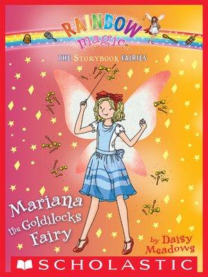 cover image of Mariana the Goldilocks Fairy