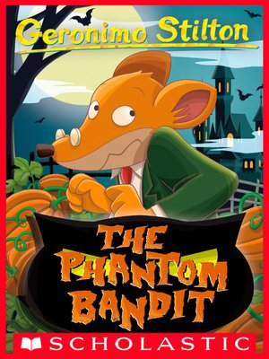 cover image of The Phantom Bandit