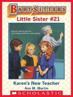 cover image of Karen's New Teacher