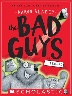 cover image of The Bad Guys in Superbad