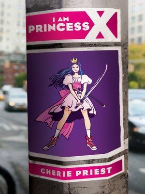 cover image of I Am Princess X