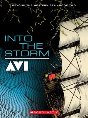 cover image of Into the Storm