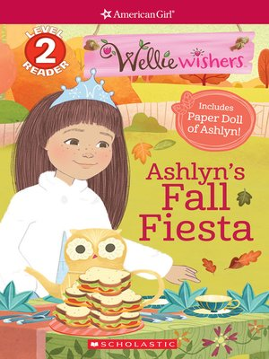 cover image of Ashyln's Fall Fiesta