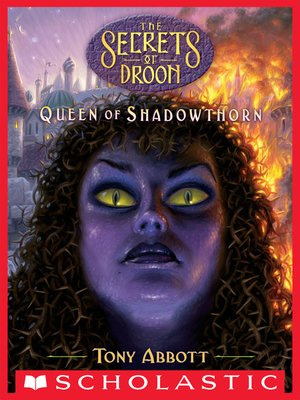 cover image of Queen of Shadowthorn