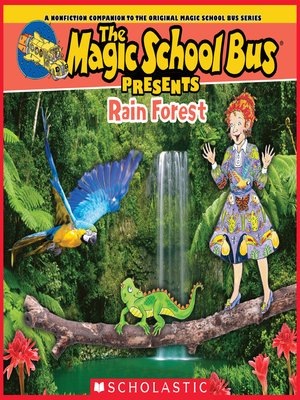 cover image of The Rainforest