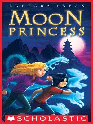 cover image of Moon Princess