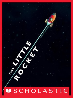 cover image of Tiny Little Rocket