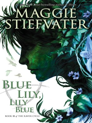 cover image of Blue Lily, Lily Blue