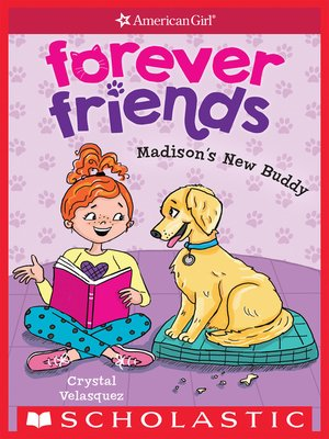 cover image of Madison's New Buddy