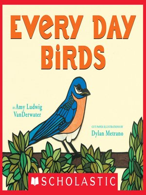 cover image of Every Day Birds