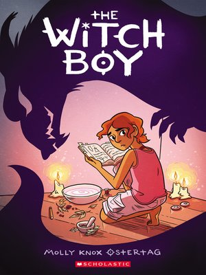cover image of The Witch Boy