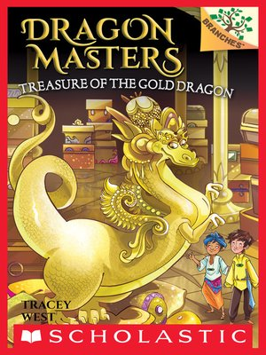 cover image of Treasure of the Gold Dragon