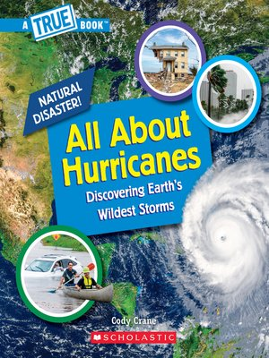 cover image of All About Hurricanes