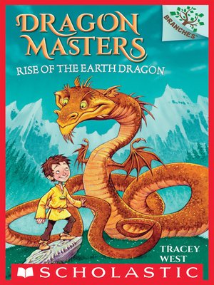 cover image of Rise of the Earth Dragon