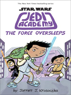 cover image of The Force Oversleeps