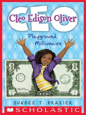 cover image of Cleo Edison Oliver, Playground Millionaire