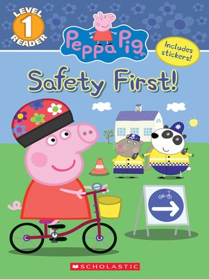 cover image of The Safety First!