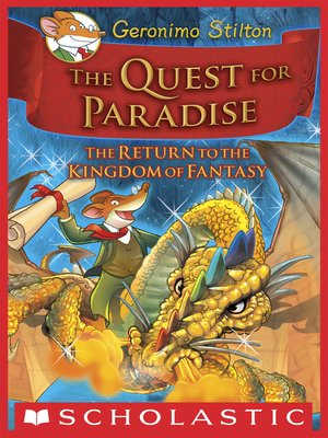 cover image of The Quest for Paradise